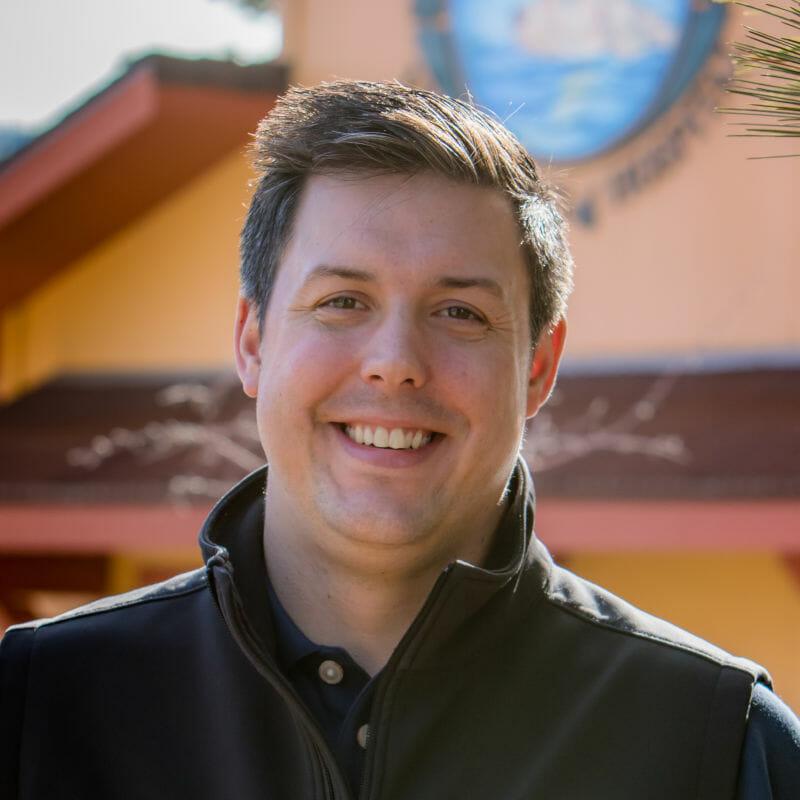 Headshot of Clif Machado